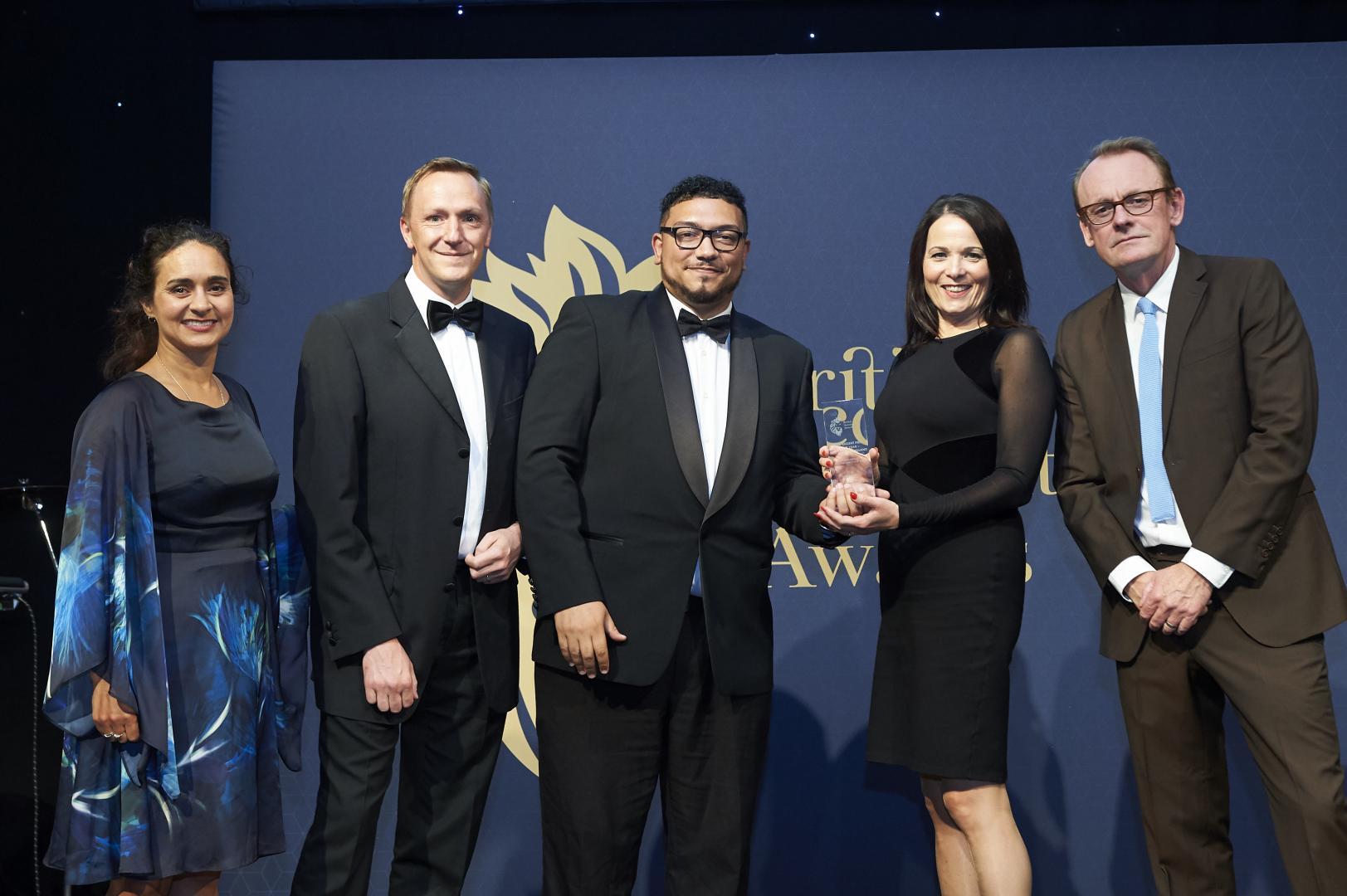 British Accountancy Awards 2019