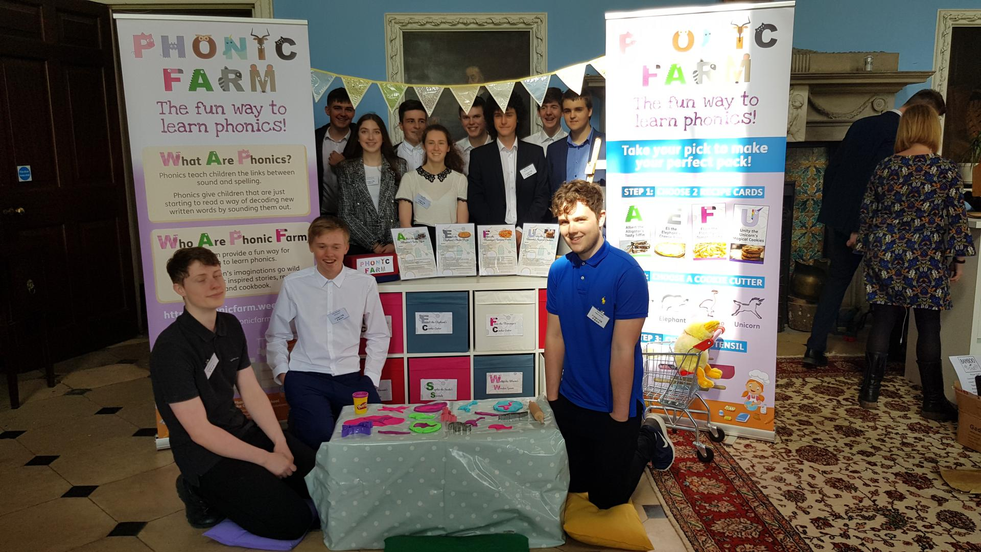 Phonic Farm Young Enterprise