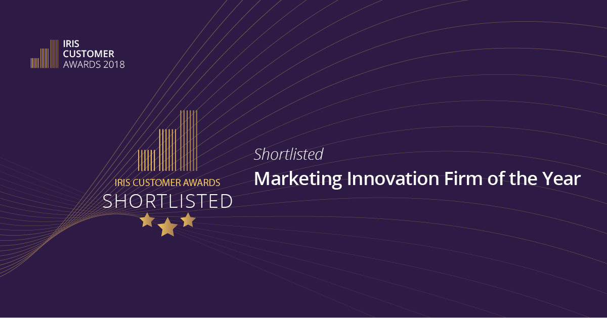IRIS Customer Awards - Marketing Innovation