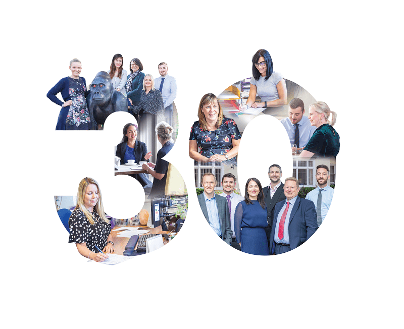 Celebrating our 30th year in business