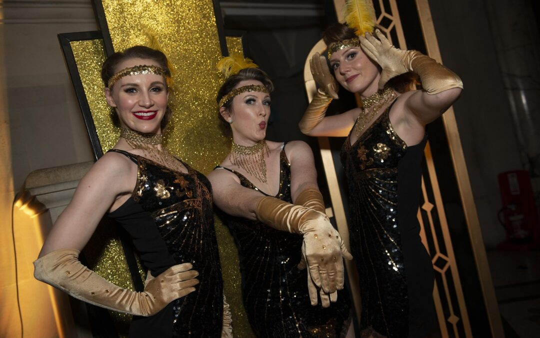 A Roaring Success! Our 1920s Themed Charity Ball raised £9,307.18 for St Peter's Hospice!